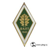 Нагрудный знак Великоанадольского Лесного колледжа