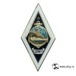 Нагрудный знак Дальневосточного мореходного училища